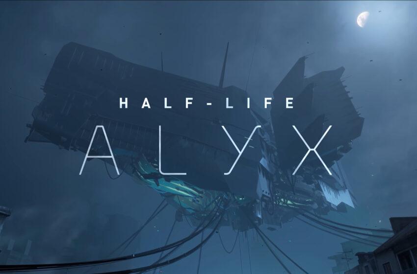 Half Life: Alyx – Recenzja