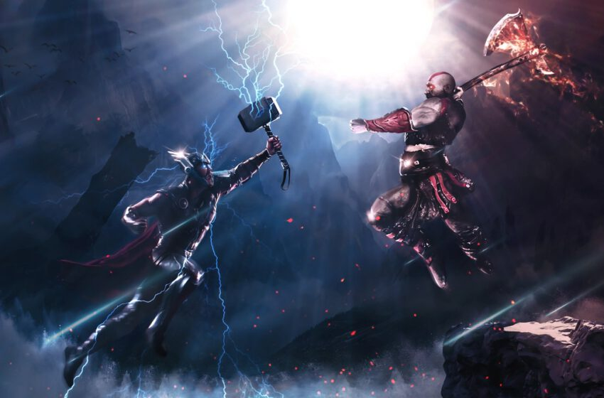 God of War Ragnarok na ps4, ps5, kiedy premiera?