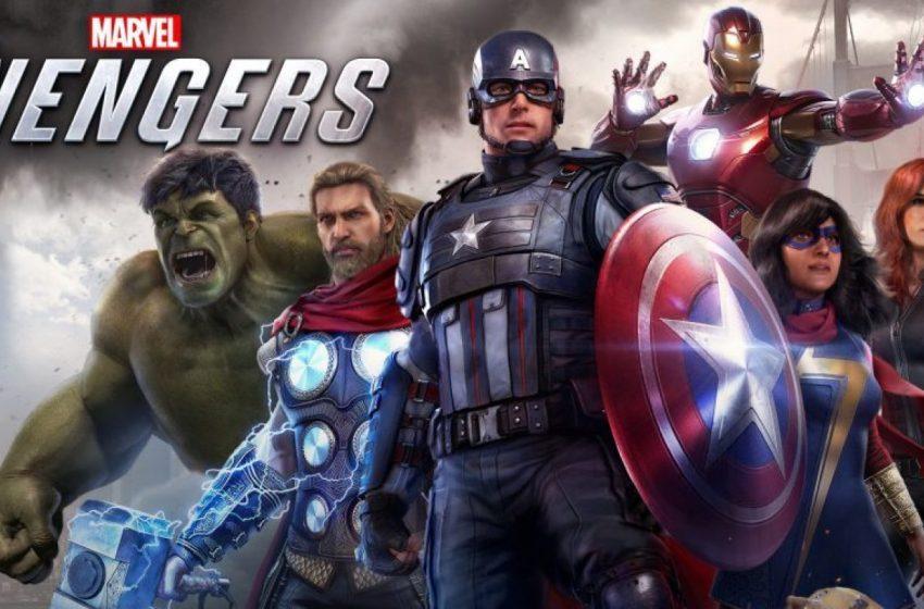 Marvel Avengers-recenzja