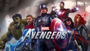 Marvel Avengers wśród nas