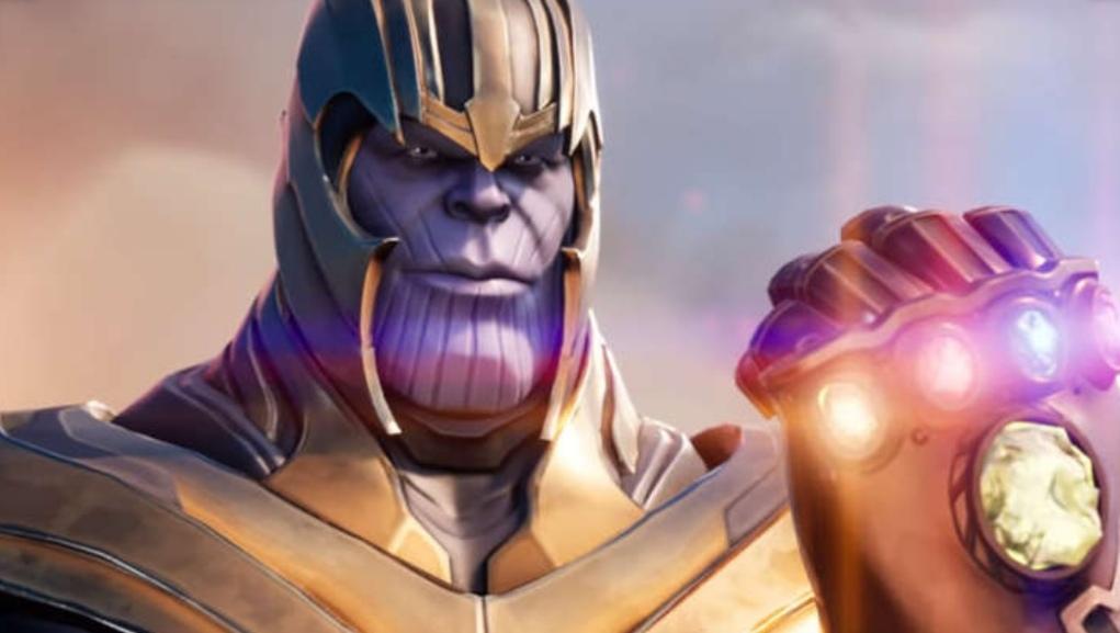 End game Marvel Avengers Thanos
