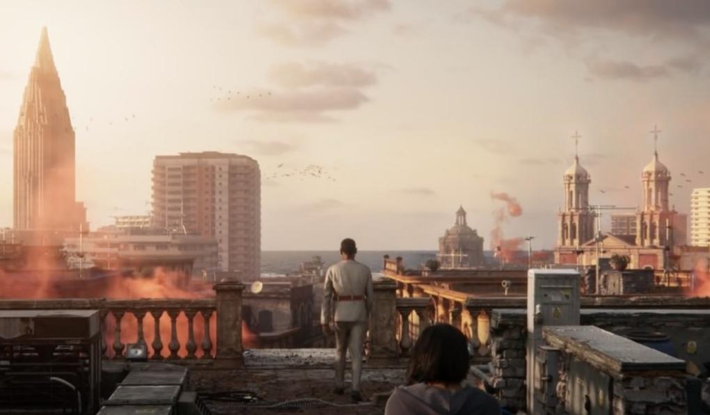 Far Cry 6 Esperanza stolica miasto mapa