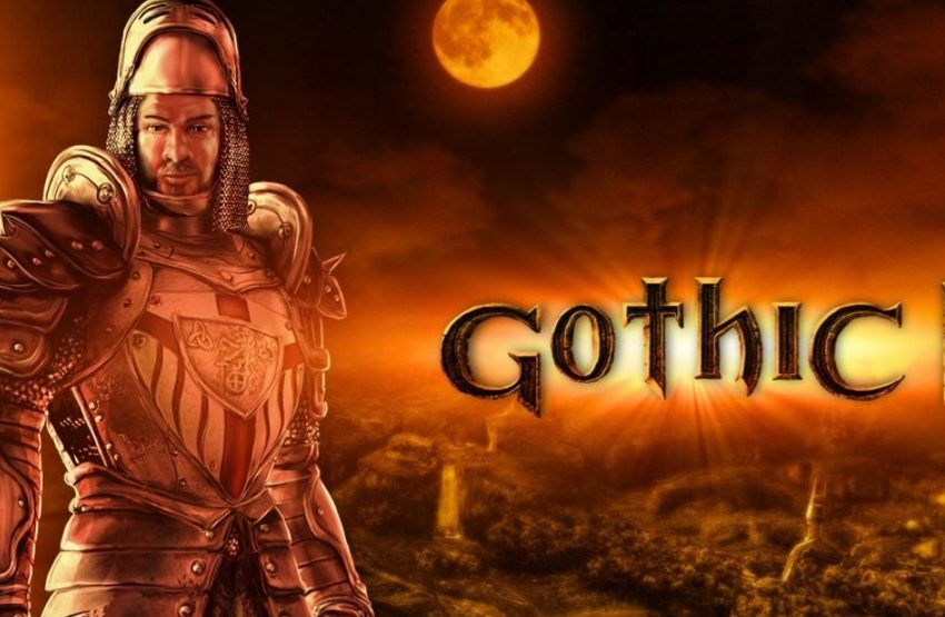 Gothic 2 kultowa seria 20 lat za nami+ kody