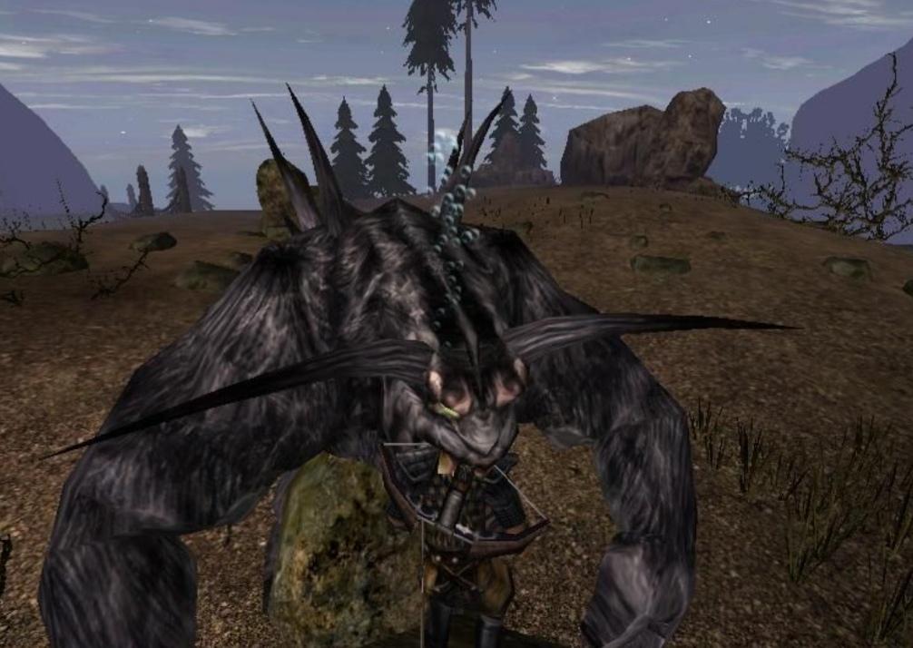 Gothic 2 potwory