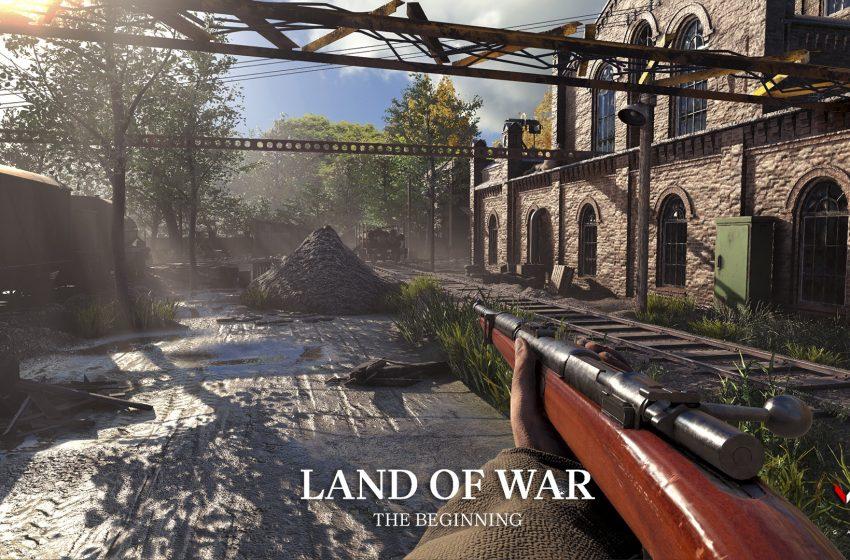 Polskie Call of duty? Land of War: The Beginning, FPS z perspektywy żołnierza Wojska Polskiego.